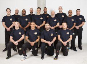 Het HSW instructeursteam