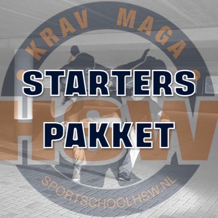 Starterspakket Krav Maga
