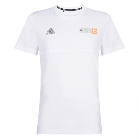 Adidas KMG shirt wit
