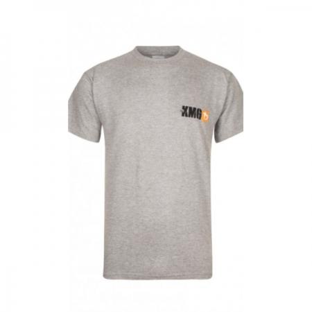 KMG Shirt Lichtgrijs