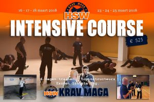Krav Maga IntensiveCourse