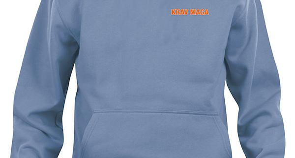 Krav Maga Hoodie - Blauw