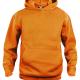 Krav Maga Hoodie - Oranje